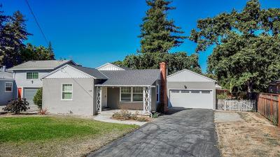 REDWOOD CITY Single Family Home For Sale: 169 Opal Ave