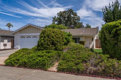 FOSTER CITY Single Family Home For Sale: 327 Chesapeake Ave