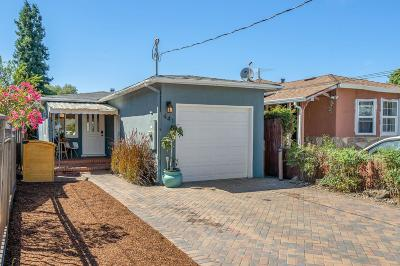 MENLO PARK Single Family Home For Sale: 441 6th Ave