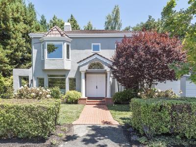 Menlo Park Single Family Home For Sale: 1390 Delfino Way