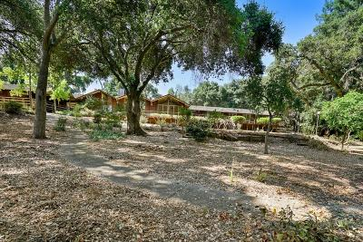 SARATOGA Single Family Home For Sale: 14582 Horseshoe Ct