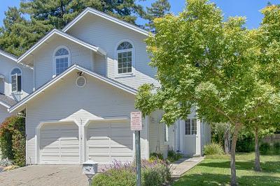 APTOS Townhouse For Sale: 7850 Tanias Ct