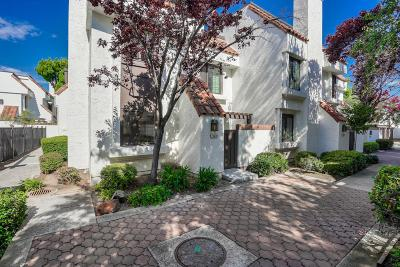 CUPERTINO Townhouse For Sale: 19870 Portal Plz