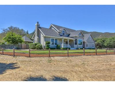 Salinas Single Family Home For Sale: 22303 Berry Dr