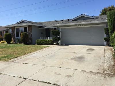 Single Family Home For Sale: 2854 Fairfax Ave