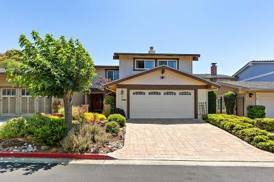BELMONT Single Family Home For Sale: 5 Ridgewood Ct