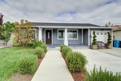 MENLO PARK Single Family Home For Sale: 1129 Henderson Ave