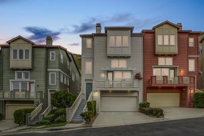 SOUTH SAN FRANCISCO Single Family Home For Sale: 28 Mandalay Pl