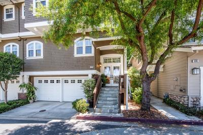 LOS GATOS Townhouse For Sale: 170 Cuesta De Los Gatos Way