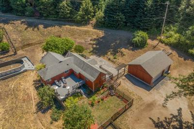 Watsonville Single Family Home For Sale: 360 Old Evans Rd