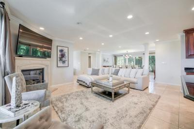 CUPERTINO Single Family Home For Sale: 10181 Hillcrest Rd