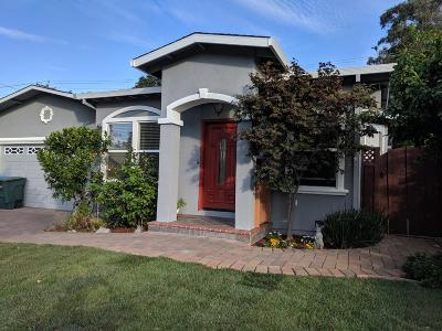 CUPERTINO Single Family Home For Sale: 854 E Estates Dr