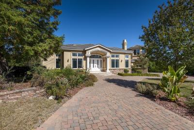 Saratoga Single Family Home For Sale: 15141 Sobey Rd