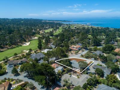 Pebble Beach Single Family Home For Sale: 1053 Sombrero Rd