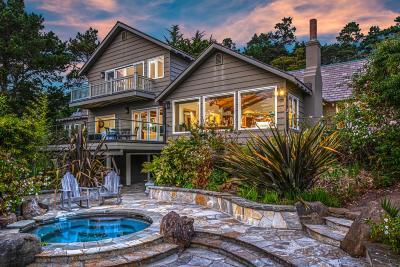 Pebble Beach Single Family Home For Sale: 3892 Ronda Rd