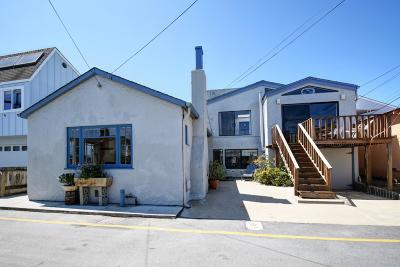 Pacific Grove Single Family Home For Sale: 743 & 745 Mermaid Ave
