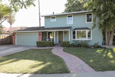Single Family Home For Sale: 1583 Alisal Ave