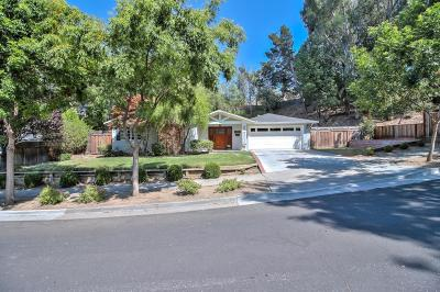 LOS GATOS Single Family Home For Sale: 241 Arroyo Grande Way