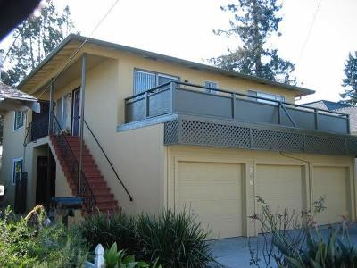 SUNNYVALE Single Family Home For Sale: 376 E Washington Ave
