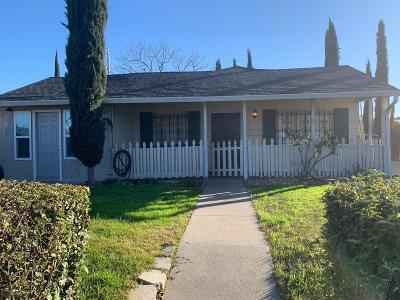 Stockton Single Family Home For Sale: 514 Howard St