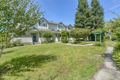 Santa Cruz Townhouse For Sale: 116 Claremont Ter