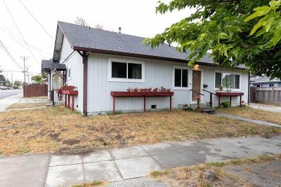 Santa Cruz Single Family Home For Sale: 136 Errett Cir