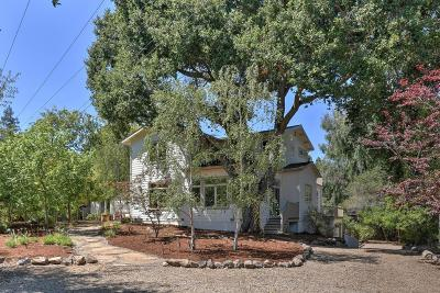 LOS ALTOS Single Family Home For Sale: 240 Alta Vista Ave
