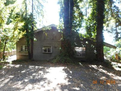 LOS GATOS Single Family Home For Sale: 23900 Santa Cruz Hwy