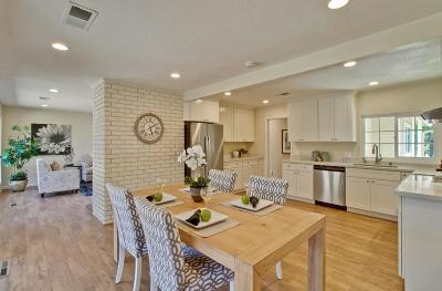 Single Family Home For Sale: 4859 Little Branham Ln
