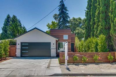 MENLO PARK Single Family Home For Sale: 511 Durham St