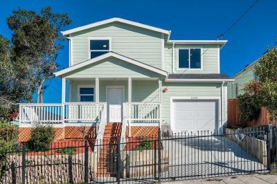 Oakland Single Family Home For Sale: 2202 E E 20th St