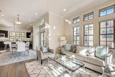 Mountain View Townhouse For Sale: 728 Reflection Way