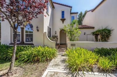 San Ramon Townhouse For Sale: 2035 Cedarwood Loop
