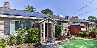 Single Family Home For Sale: 1676 Guadalupe Ave
