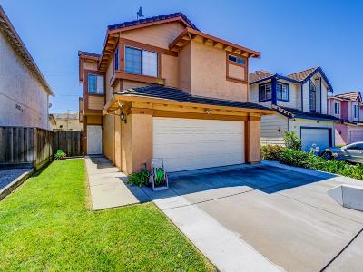 MILPITAS Single Family Home For Sale: 64 Berylwood Ln