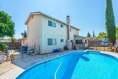 Manteca Single Family Home For Sale: 1453 Dunigan Pl