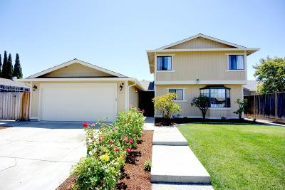 MILPITAS Single Family Home For Sale: 856 Russell Ln