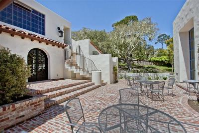 Pebble Beach Single Family Home For Sale: 1463 Cypress Dr