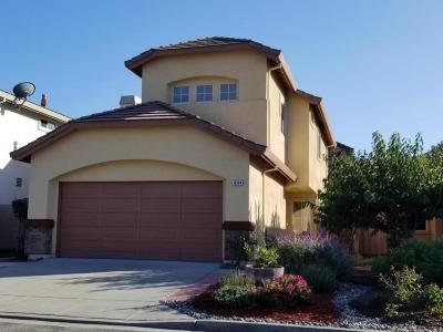 SALINAS CA Single Family Home For Sale: $659,000