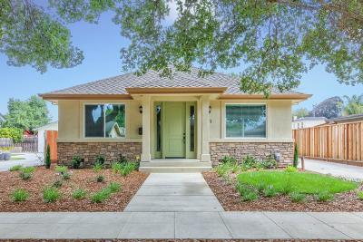 SALINAS Single Family Home For Sale: 41 Oak St