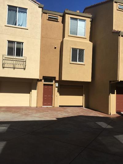SANTA CLARA CA Townhouse For Sale: $924,900