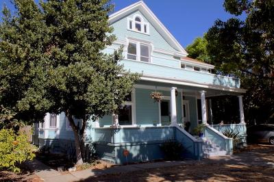SANTA CLARA Single Family Home For Sale: 1591 Homestead Rd