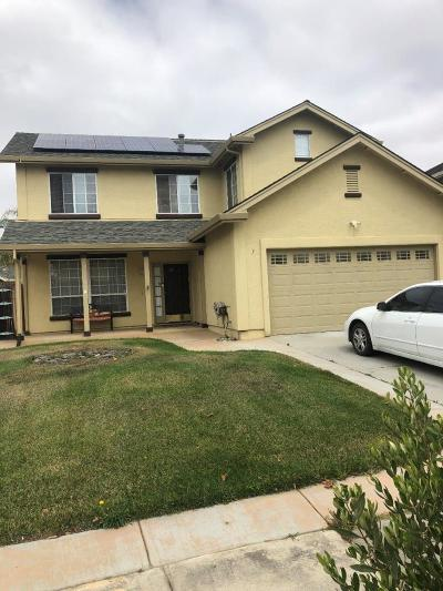 SALINAS Single Family Home For Sale: 7 Somersworth Cir