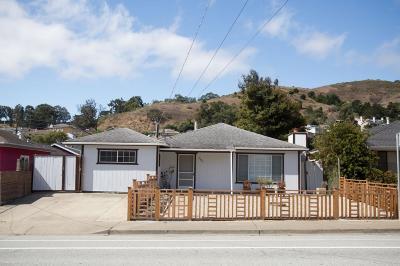 SOUTH SAN FRANCISCO Single Family Home For Sale: 709 Hillside Blvd