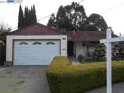 Hayward Single Family Home For Sale: 28068 Dickens
