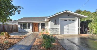 SUNNYVALE Single Family Home For Sale: 807 Shirley Ave