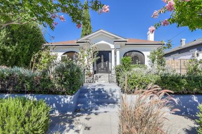 SAN JOSE Single Family Home For Sale: 444 N 14th St