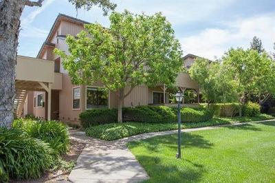 MORGAN HILL Condo For Sale: 167 Del Monte Ln