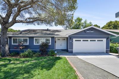 REDWOOD CITY Single Family Home For Sale: 3615 Farm Hill Blvd