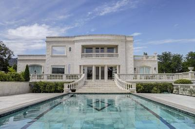 MONTE SERENO Single Family Home For Sale: 18331 Lexington Dr